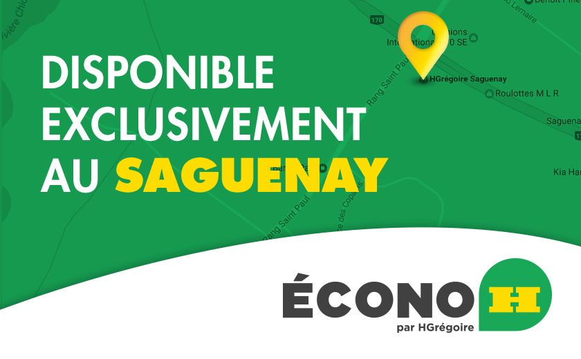 HGrégoire Saguenay