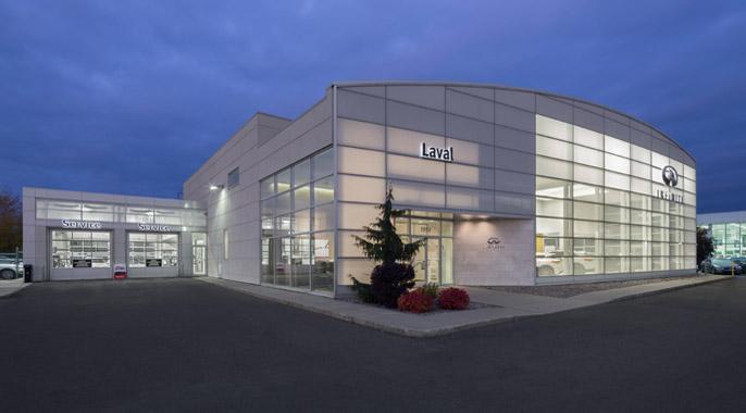 Infiniti Laval Used Car Dealership