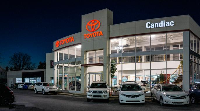 HGrégoire Toyota Candiac