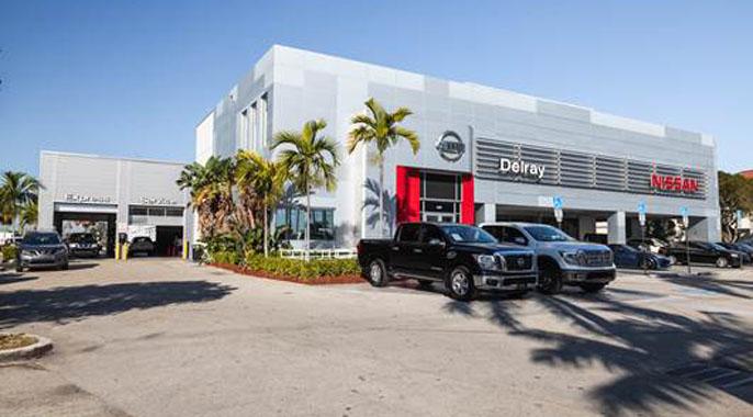 HGrégoire Nissan Delray