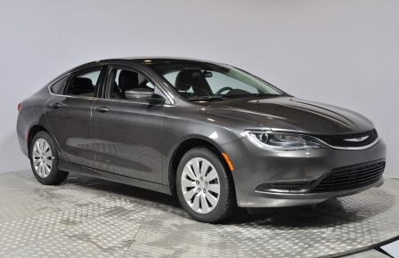 2016 Chrysler 200 LX AIR, PORTES + VITRES ELECTR #0