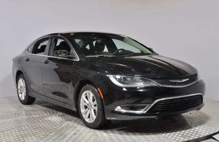 2016 Chrysler 200 LX #0