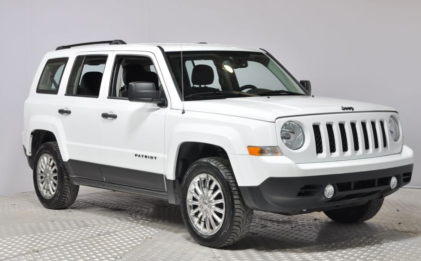 2015 Jeep Patriot Altitude CRUISE ABS 4X4 #0