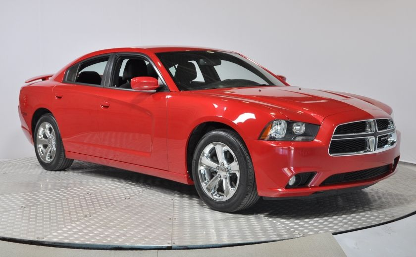 2012 Dodge Charger SXT A/C CRUISE BLUETOOTH SIEGES CHAUFFANTS #0