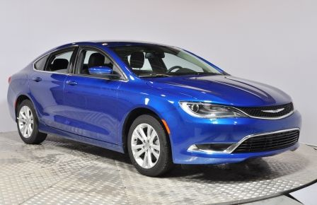 2016 Chrysler 200 Limited CAMERA #0
