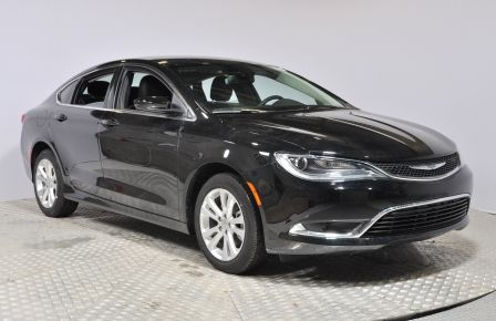 2016 Chrysler 200 Limited #0