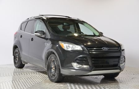 2014 Ford Escape TITANIUM NAV A/C BIZONE BLUETOOTH TOIT CRUISE TI #0