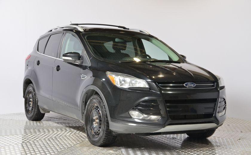 2014 Ford Escape TITANIUM NAV A/C BIZONE BLUETOOTH TOIT CRUISE TI #0