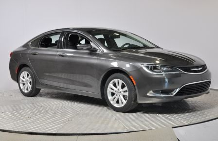 2016 Chrysler 200 Limited AC CRUISE BLUETOOTH SIEGES ET VOLANT CHAUF #0