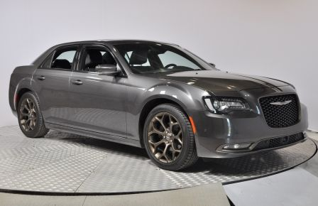 2016 Chrysler 300 300S AC CRUISE BLUETOOTH CAM DE RECUL SIEGES ET VO #0
