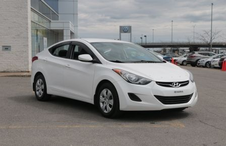 2013 Hyundai Elantra L GR ELECT #0