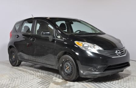2014 Nissan Versa SV A/C CRUISE ABS BLUETOOTH #0