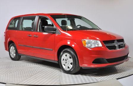 2012 Dodge GR Caravan SE #0