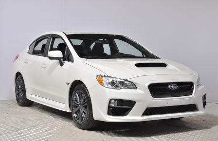 2017 Subaru WRX A/C BLUETOOTH CAMERA DE RECUL #0