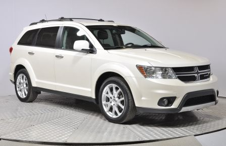 2013 Dodge Journey R/T AWD CUIR GR ELECT MAGS 7 PASSAGERS #0