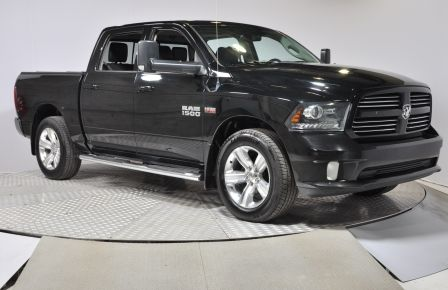 2014 Ram 1500 Sport AC CRUISE BLUETOOTH SIEGES CHAUFFANTS CAM DE #0