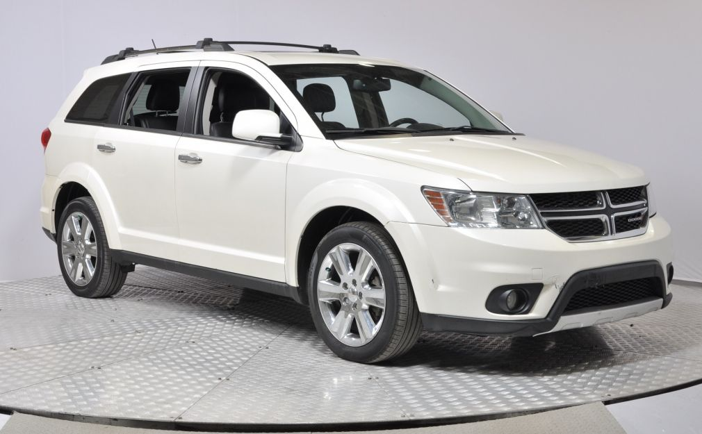2013 Dodge Journey R/T AWD CUIR TOIT NAV CAM RECUL MAGS #0