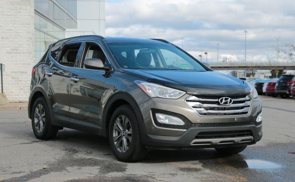 2013 Hyundai Santa Fe Premium AWD A/C BLUETOOTH MAGS #0