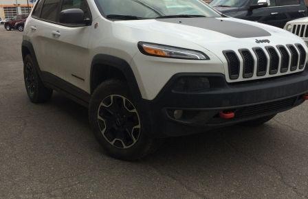 2016 Jeep Cherokee Trailhawk 4X4 MP3 A/C BLUETOOTH #0