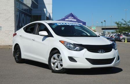 2013 Hyundai Elantra L AUTO CRUISE #0