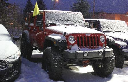 2016 Jeep Wrangler Unlimited Rubicon 4x4 MAN CUIR Bilsteins lift kit Bas Kilo G #0
