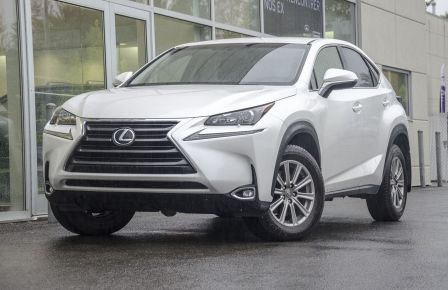 2015 Lexus NX 200T AWD Cuir-Chauffant Bluetooth Camera USB/MP3 #0