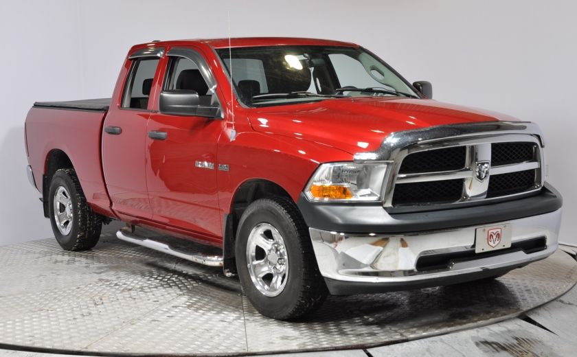 2010 Ram 1500 ST A/C ABS 4 ROUES MOTRICE #0