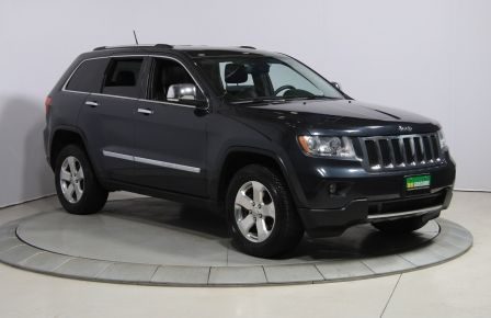 2012 Jeep Grand Cherokee LIMITED TOIT OUVRANT CUIR NAVIGATION 8 PNEUS #0