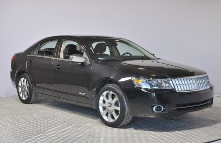 2009 Lincoln MKZ AWD A/C CUIR MAGS #0