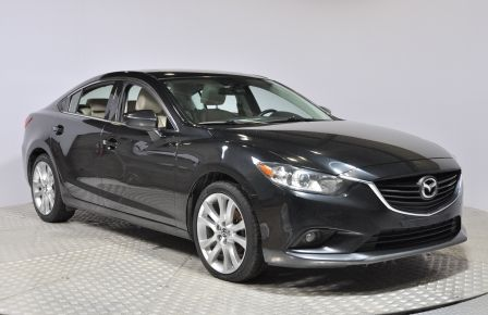 2014 Mazda 6 GS NAVIGATION BLUETOOTH CUIR #0