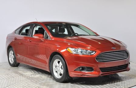 2014 Ford Fusion SE A/C CRUISE BLUETOOTH SAT #0