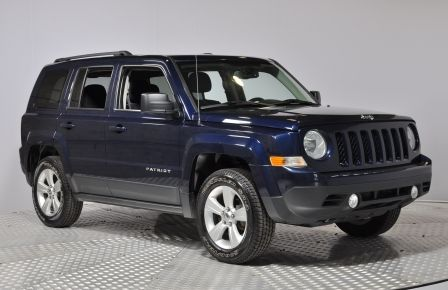 2015 Jeep Patriot NORTH 4X4 A/C BLUETOOTH TOIT #0