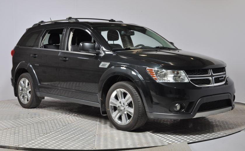 2012 Dodge Journey SXT AUTO A/C GR ELECT #0