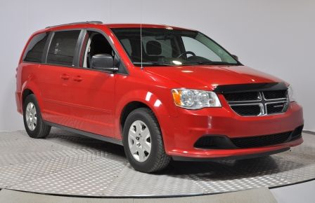 2013 Dodge GR Caravan SXT A/C Bi-Zone STOW-N-GO Cruise USB/MP3 #0