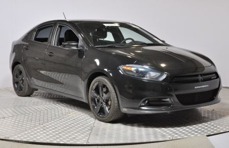2015 Dodge Dart SXT AUTO A/C Cruise Bluetooth AUX/MP3/USB #0