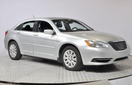 2012 Chrysler 200 LX Auto A-C Uconnect Bluetooth Cruise USB-MP3 #0