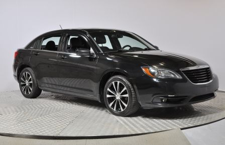 2012 Chrysler 200 S AC CRUISE BLUETOOTH TOIT OUVRANT #0