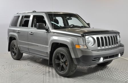 2012 Jeep Patriot Sport 4X4 CVT Heated-Seats A/C Cruise UConnect #0