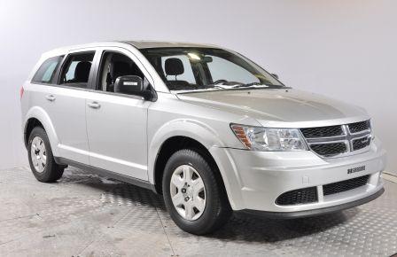2011 Dodge Journey CANADA VALUE A/C CRUISE #0