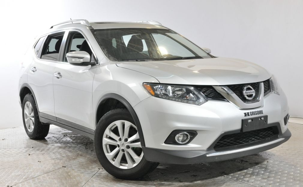 2016 Nissan Rogue SV AWD AUTO AC TOIT MAGS CAM.RECUL #0