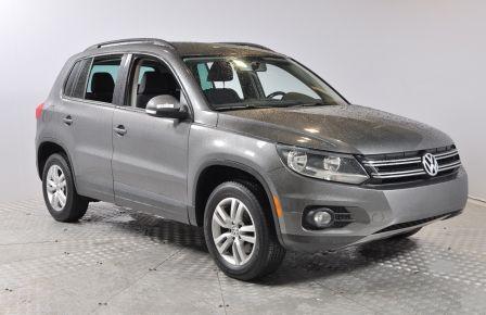 2014 Volkswagen Tiguan  #0