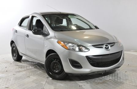 2011 Mazda 2 GX Auto A/C Groupe-Elec MP3/AUX FIABLE #0