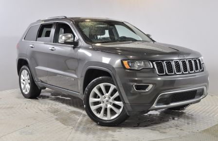 2017 Jeep Grand Cherokee Limited Toit Pano/Gps Cam recul & A/C #0