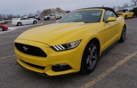 2017 Ford Mustang V6 Auto Demarreur Bluetooth Camera USB/MP3 Premium #0