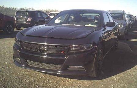 2017 Dodge Charger SXT Rallye Sunroof GPS Demarreur Bluetooth Prem.Au #0
