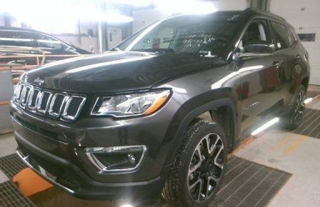 2017 Jeep Compass Limited 4X4 GPS Pano Cuir-Chauf Demarreur Bluetoot #0