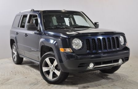 2016 Jeep Patriot High Altitude  A/C MP3 #0