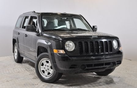 2012 Jeep Patriot Sport Auto FWD MP3/AUX cruise BAS*KMS #0