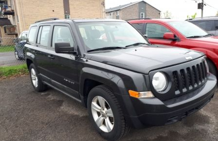 2011 Jeep Patriot North Cruise MP3/AUX BAS*KMS #0
