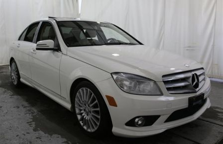 2010 Mercedes Benz C250 4MATIC CUIR TOIT #0